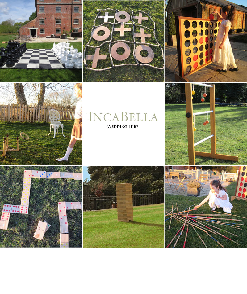 Good Incabella Wedding Hire