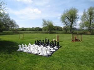 giant outdoor games